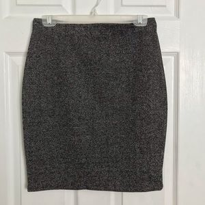 Max Studio Textured Skirt - Sz S